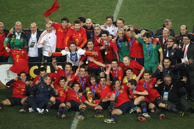 Световно първенство по футбол 2010: Испания превзе Африка - Спорта.бг